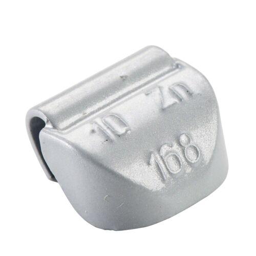 100x Wuchtgewichte Stahl Schlaggewichte Typ168 10gSchlaggewichte Stahlfelgen