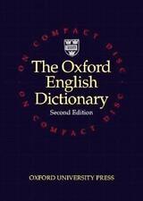 Oxford English Dictionary : CD-Rom for Windows (20 volume unabridged edition), ,