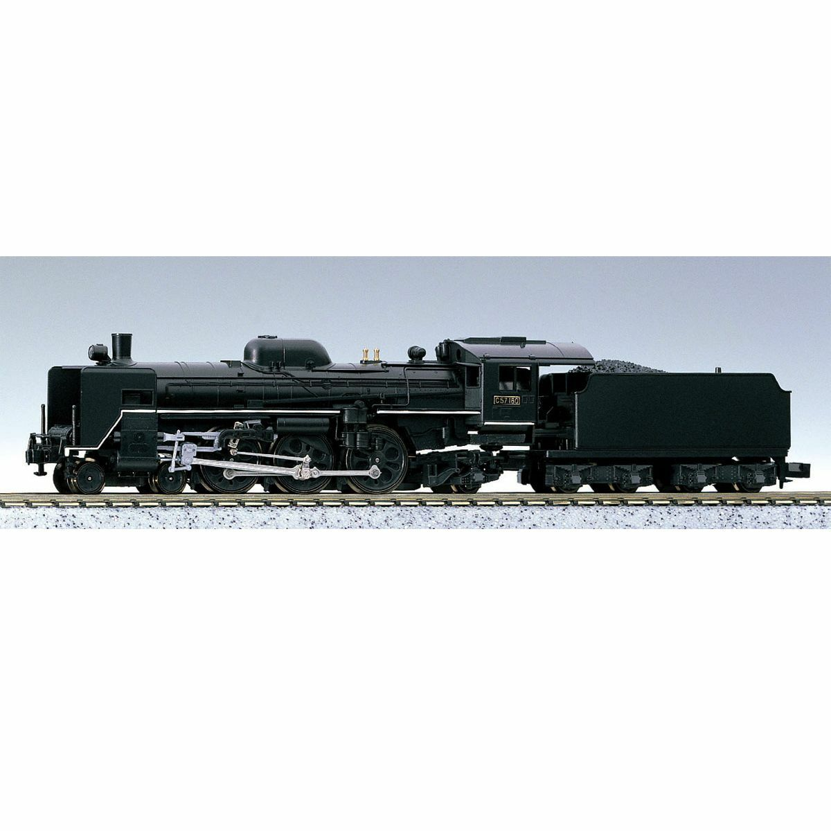 Kato Kato Kato 2018 Steam Locomotive 4-6-2 Type C57-180 - N ca8e6f