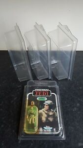 3.75 Inchs MADE IN THE U.K. Star Wars 100 x display cases