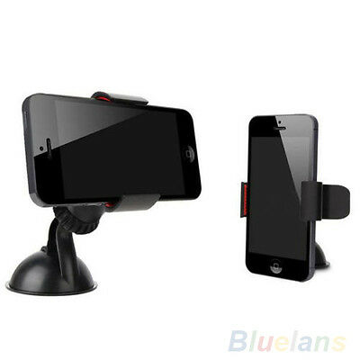 Chic Universal Car Stick Windshield Mount Stand Holder For Mobile Phone GPS B94U