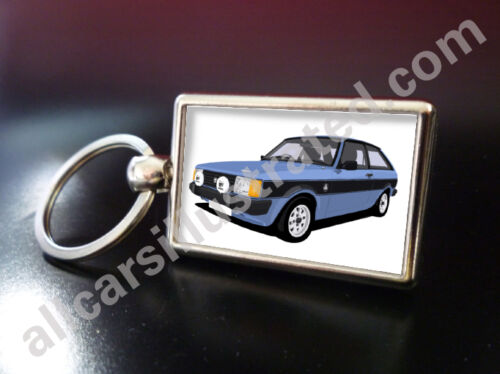 CHOOSE YOUR COLOUR. TALBOT SUNBEAM LOTUS S2 METAL KEY RING