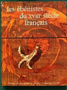 AA-vv-Les-ebenistes-du-XVIII-siecle-francais-1963-Hachette