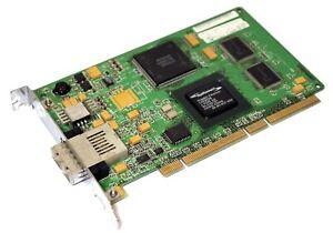 SysKonnect SK-9843SX Gigabit PCI-X Ethernet Fibre Network Interface Card [5762]