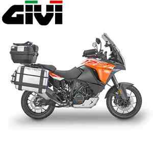 Supports 1290 Adventure GIVI fixing KTM S NEW Super bags accessories 2017 PPrgx