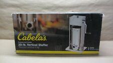 Cabelas Commercial Grade Vertical Stuffer 20 Lb
