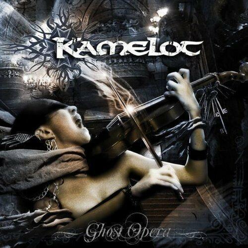 Ghost Opera by Kamelot (CD, 2007 Steamhammer, Germany, SPV 95902 CD)