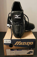 Mizuno 9 Spike Youth ( 7 To 12 ) Franchise Low G4 Baseball Shoe Size M: 4.5