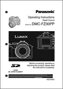 panasonic fz30 repair manual open source user manual u2022 rh dramatic varieties com Ford Repair Guide Repair Guy