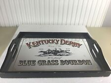 VINTAGE ANCIEN PLATEAU BOURBON KENTUCKY DERBY