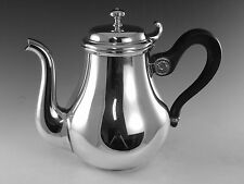 CHRISTOFLE Silver Plate - ALBI Pattern - Tea Pot / Teapot