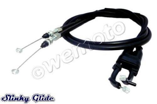 Push And Pull Yamaha XT 600 E 1990-2003 Throttle Cables Set A+B