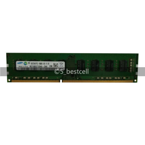 Samsung 16GB 8GB 4GB DDR3 2Rx8 PC3-10600 DDR3-1333 MHz 240pin Desktop Memory lot