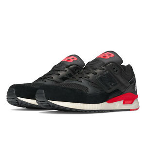 low priced 60595 46454 Details about New Balance 530 Lost Classics / M530LC / Men's NB Elite  Edition Suede Black Red