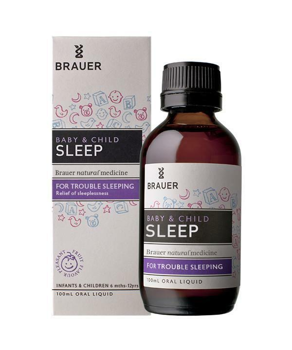 Brauer Childrens Sleep 100Ml Relief Of Sleeplessness And Insomnia 1