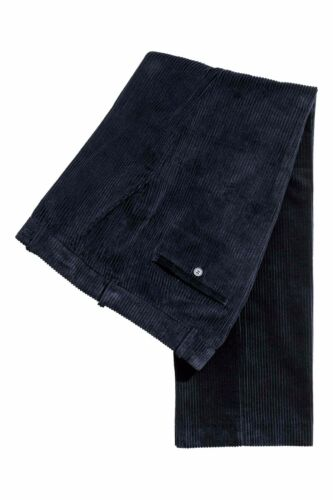 H/&M Studio blue men/'s pants 44,46,48,50,52 cotton 0405185004 sizes