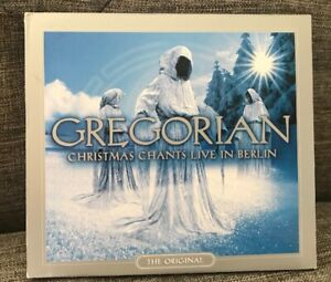 Gregorian Christmas Chants.Details About Gregorian Christmas Chants Live In Berlin Cd Digipak Disc Mint Fast Free Post