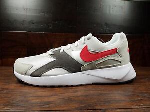 df62ec4608ba6 Image is loading Nike-Pantheos-Varsity-Grey-Habanero-Red-RETRO-916776-