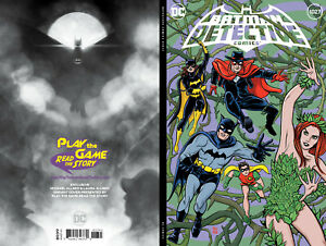 DETECTIVE-COMICS-1027-Exclusive-Variant-in-hand-NM-Mike-Allred-Batman-9-8