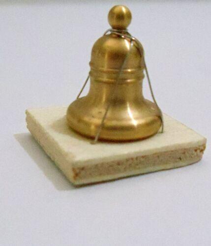 Small Brass bell HO Scale Loads