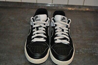 Nike Backboard II Sneaker Gr 42,5 Farbe schwarzweiss   eBay