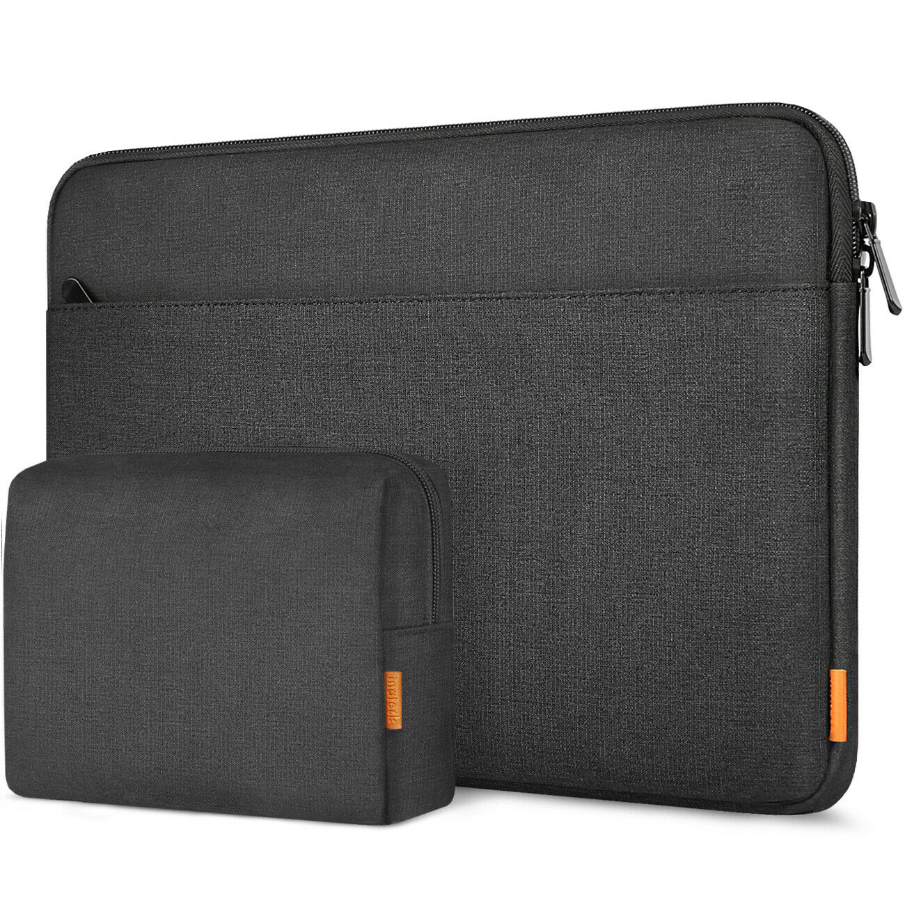15-15.6 Inch Laptop Sleeve Case Bag For 15 15.6 Laptops with Accessory Pouch