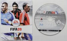 OCCASION jeu FIFA 09 playstation 3 PS3 francais sport foot 2009 loose + notice