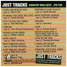 you sing COUNTRY MALE HITS  pocket songs  JTG 155
