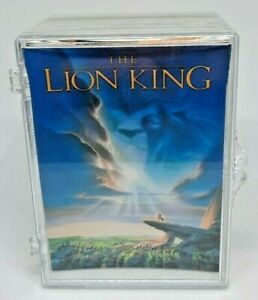 Disney - Lion King - 90 card set - Great Condition!