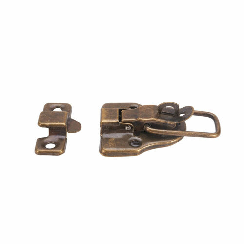 62mm Buckle Toggle Catch Lock Suitcase Box Case Chest Trunk Latch Clasp Iron