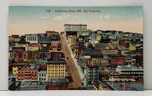 San-Francisco-California-Street-Hill-Postcard-G9