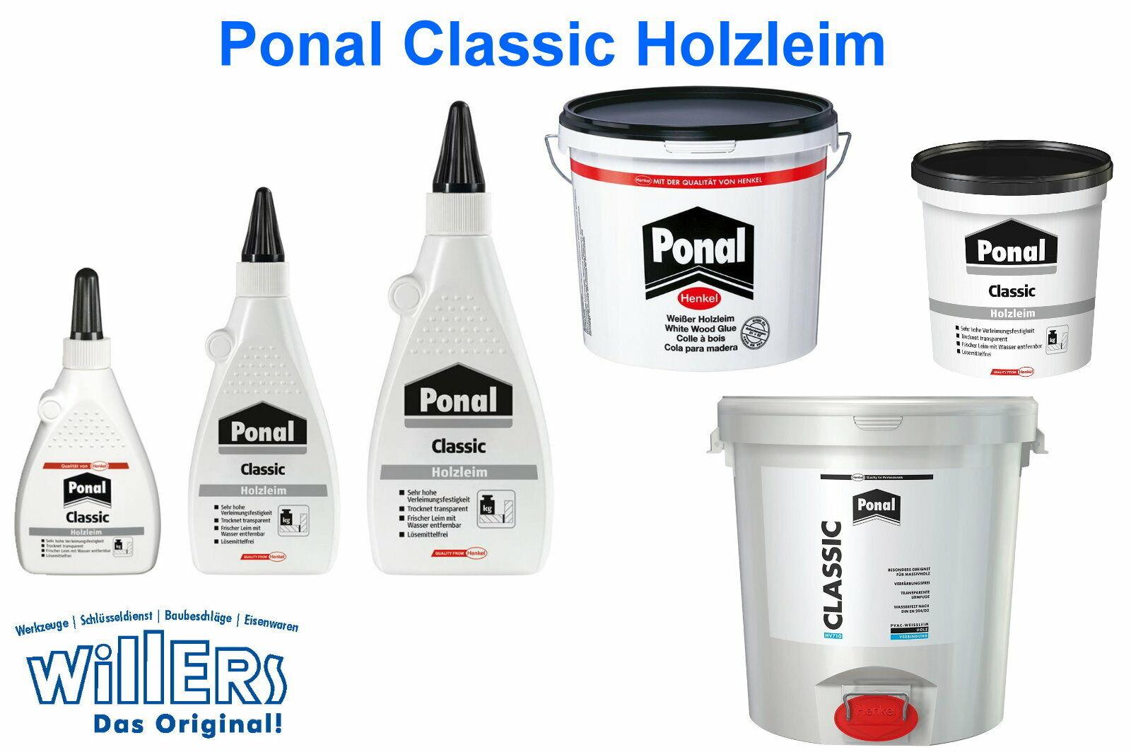 Henkel Ponal Classic Holzleim 30kg F