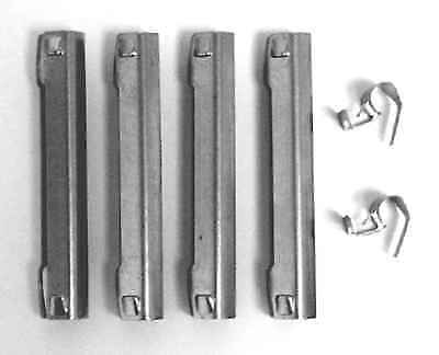 Disc Brake Hardware Kit Front MOTORCRAFT BRPK-5554