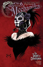 Lady Mechanika Tablet of Destinies #6 La Dama Variant Cover by Benitez - New NM