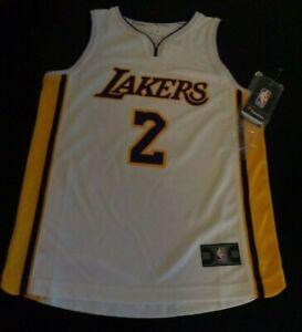 new arrival b156b 760b6 LONZO BALL Los Angeles LAKERS Basketball Fanatics Replica ...