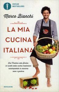 LIBRO LA MIA CUCINA ITALIANA - MARCO BIANCHI