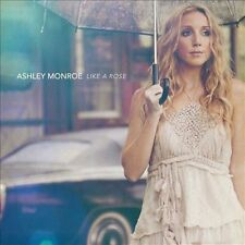 Like a Rose by Ashley Monroe (CD, Mar-2013, Warner Bros.)