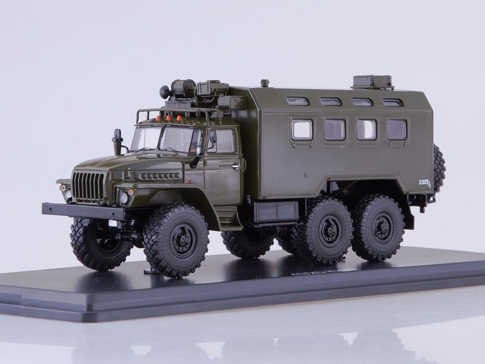 costo real Ural 4320 modelos de de de escala de inicio de camión k.u.n.g. 1 43 SSM1222  estar en gran demanda