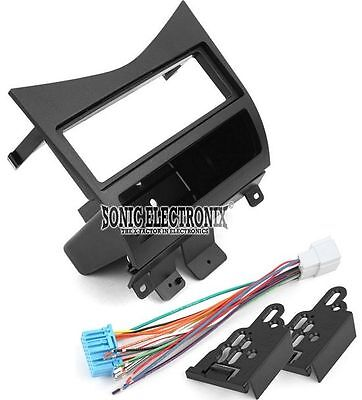 Metra 99-7862 Lower Dash Single DIN Installation Kit for 2003-2004 Honda Accord with Wire Harness