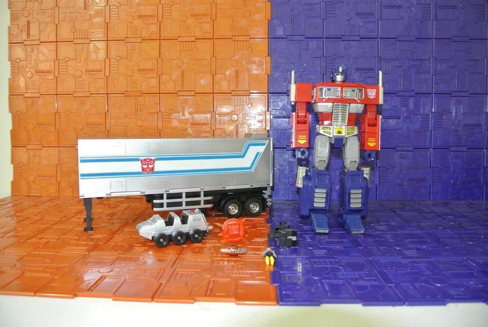 Takara Transformers MP10 Optimus Prime genuine + MP10 trailer KO set package