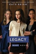 Legacy No. 6 by Kate Brian (2008, Paperback)