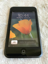 Apple iPod Touch 1st Generation Black (8GB) MA623LL Fully Working