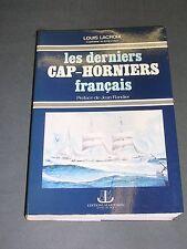 Marine Cap-Horniers Louis Lacroix 1982 les derniers Cap-Horniers bon etat