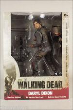 The Walking Dead DARYL DIXON Survivor BLOODY Version Action Figure Mcfarlane