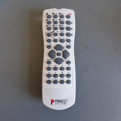 Vereinigt Pinnacle Systems Rc1124125/00 Original Pc-tv Karten Fernbedienung Remote Control Buy One Give One Computer, Tablets & Netzwerk Tastaturen, Mäuse & Pointing