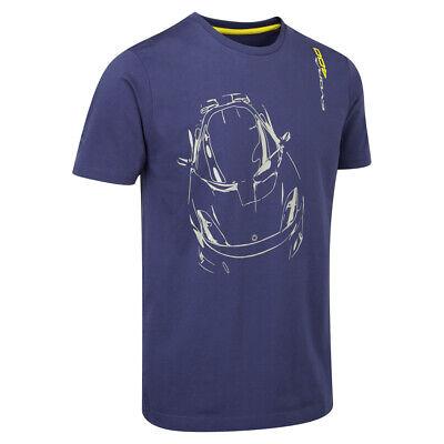 Amichevole Lotus Evora 400 T-shirt Da Uomo Blu Scuro-merce Ufficiale Lotus!-mostra Il Titolo Originale Asciugare Senza Stirare