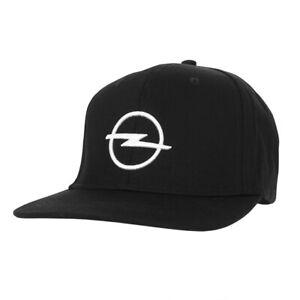 Opel Cap Basecap Baseballcap Mütze Schwarz OC11234