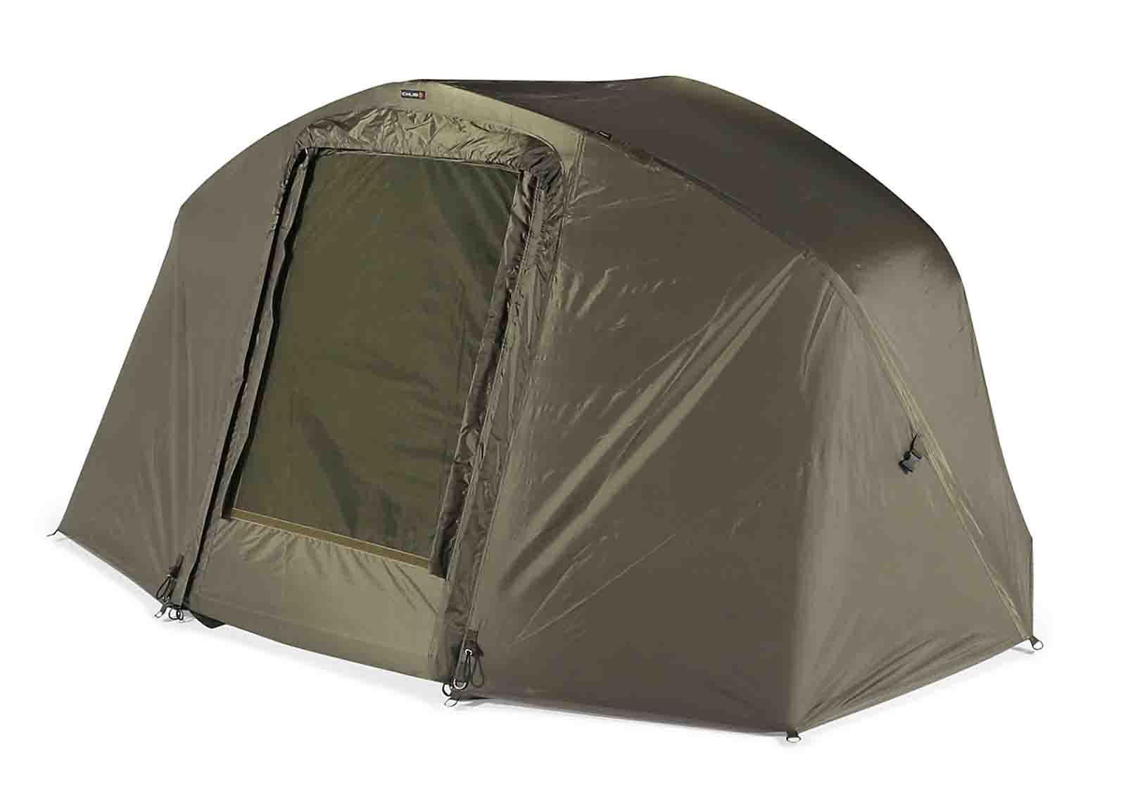 Chub New Outkast Carp Carp Carp Fishing Letterbox Style Door Shelter Overwrap + Carry Bag 9dfde4