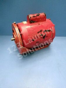 Details about A O  Smith for boiler 7 -186712-20 century AC motor 115/230 V  60Hz used