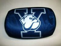 Yale University Bulldogs Pillow Micro Bead Bolster Pillow Free Ship